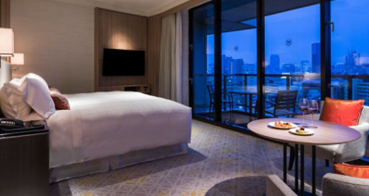 白金/シェラトン都ホテル東京