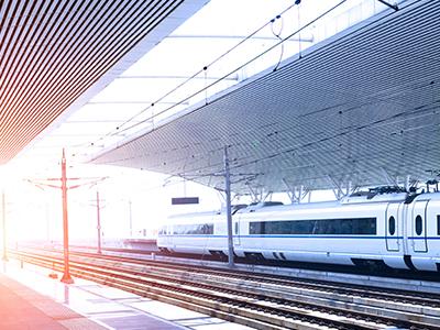 電車移動のイメージ