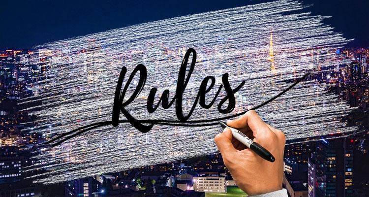 ファンミーティングのルール